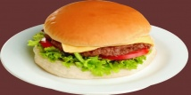 Salada - Hamburguer